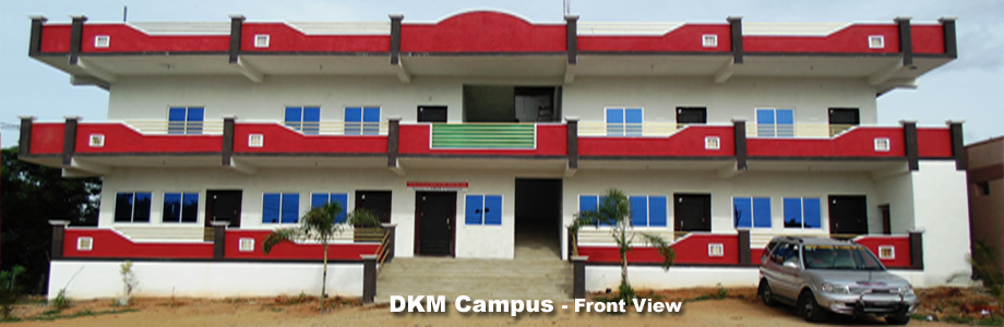 DKM Campus Front View