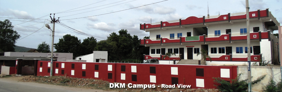 DKM Campus Road View
