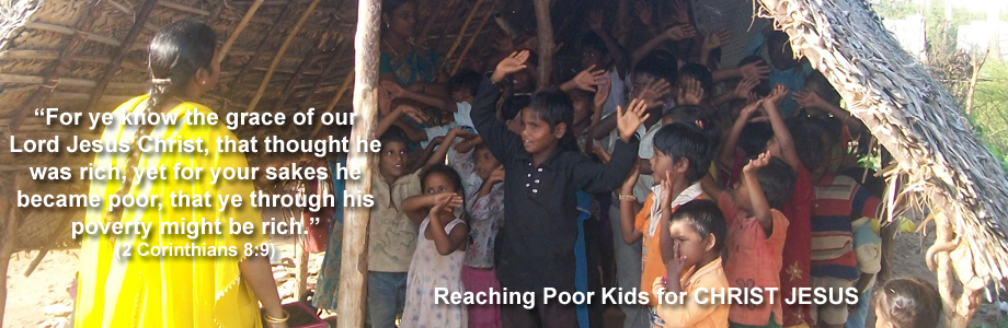 Poor Kids for Christ Jesus